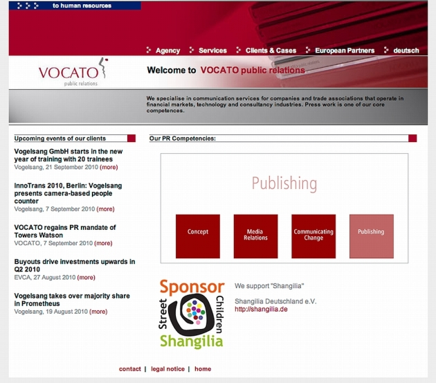 VOCATO public relations